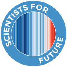 Logo of the Scientists4Future iniative
