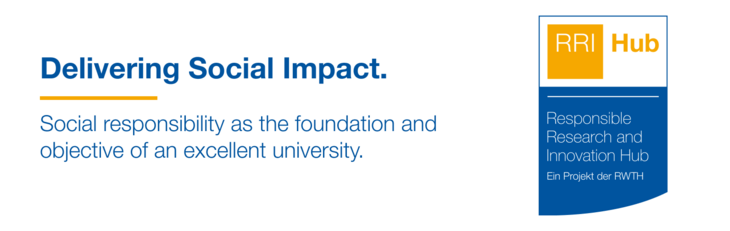 Delivering social impact. Social responsibility as the foundation and objective of an excellent university