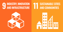 Sustainable Development Goals 9 und 11